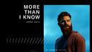 More Than I Know (Audio)/Jordan Davis
