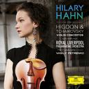 Tchaikovsky / Higdon: Violin Concertos/Hilary Hahn, Royal Liverpool Philharmonic Orchestra, Vasily Petrenko