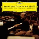 Mozart: Piano Concertos No. 25 & 27/Friedrich Gulda, Wiener Philharmoniker, Claudio Abbado