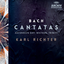 J.S. Bach: Cantatas - Ascension Day, Whitsun, Trinity/Münchener Bach-Orchester, Karl Richter, Münchener Bach-Chor