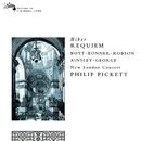 Biber: Requiem; Battalia; Balletae; Sonata/New London Consort, Philip Pickett