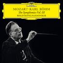 モーツァルト:交響曲集 (Vol.III)/Berliner Philharmoniker, Karl Böhm