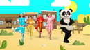 Índios E Cowboys/Panda e Os Caricas