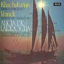 Khachaturian: Piano Concerto / Franck: Symphonic Variations/Alicia de Larrocha, London Philharmonic Orchestra, Rafael Frühbeck de Burgos