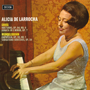 Grieg & Mendelssohn Recital/Alicia de Larrocha