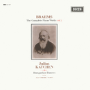 Brahms: Hungarian Dances; Variations on a Theme by Paganini/Julius Katchen