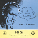 Kempff plays Bach/Wilhelm Kempff