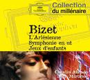 L'Arlésienne, suites - Symphonie en ut - Jeux d'enfants/Claudio Abbado