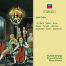 Sinfonia - Salieri, J.C. Bach, Arne, Purcell, Albinoni, Pachelbel/Richard Bonynge