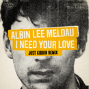 I Need Your Love (Just Kiddin Remix)/Albin Lee Meldau