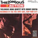 セロニアス・イン・アクション+3/Thelonious Monk Quartet