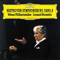 ベートーヴェン:交響曲第7番&第8番/Wiener Philharmoniker, Leonard Bernstein
