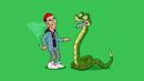 Serpenti A Sonagli (Visual)/Sfera Ebbasta