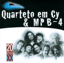 20 Grandes Sucessos De Quarteto Em Cy & Mpb-4/MPB4, Quarteto Em Cy