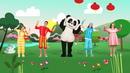 Ásia/Panda e Os Caricas