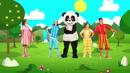 O Planeta É Um Amigo/Panda e Os Caricas