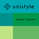 peace in green/unistyle