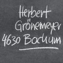 Bochum (Remastered 2016)/Herbert Grönemeyer