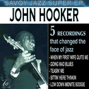 Savoy Jazz Super EP/John Lee Hooker