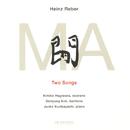 Reber: MA - Two Songs/Kimiko Hagiwara, Dohyung Kim, Junko Kuribayashi