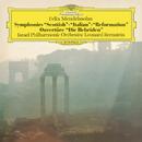 "Mendelssohn: Symphonies Nos.3, 4 & 5; ""Die Hebriden"" Overture (Live)/Israel Philharmonic Orchestra, Leonard Bernstein"