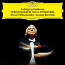 Beethoven: String Quartet No.14 & Overtures (Live)/Wiener Philharmoniker, Leonard Bernstein