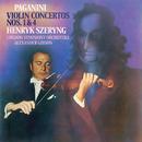 Paganini: Violin Concertos Nos. 1 & 4/Henryk Szeryng, London Symphony Orchestra, Sir Alexander Gibson