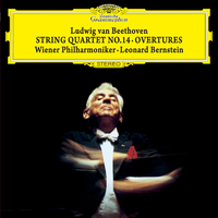 ベートーヴェン:弦楽四重奏曲第14番(弦楽合奏版)&序曲集/Wiener Philharmoniker, Leonard Bernstein