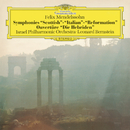 メンデルスゾーン:交響曲第3番~第5番、<フィンガルの洞窟>序曲/Israel Philharmonic Orchestra, Leonard Bernstein
