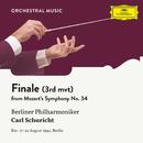 Mozart: Symphony No. 34  In C, KV 338: III. Finale/Berliner Philharmoniker, Carl Schuricht