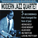 Savoy Jazz Super - EP/The Modern Jazz Quartet