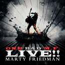 One Bad M.F. Live!!/MARTY FRIEDMAN