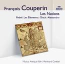 Couperin Les Nations; Rebel; Gluck/Musica Antiqua Köln, Reinhard Goebel