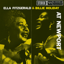 At Newport/Billie Holiday, Ella Fitzgerald