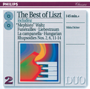 The Best of Liszt/Misha Dichter