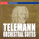 Telemann: Suites for Orchestra - Suite for Strings & Basso Continuo/Camerata Rhenania, Hanspeter Gmur