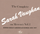 The Complete Sarah Vaughan On Mercury (Vol.2)/Sarah Vaughan