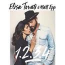 1,2,3,4 (feat. Matt Epp)/Elisa Tovati