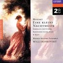 Mozart: Eine Kleine Nachtmusik; Serenata Notturna etc./Wiener Mozart Ensemble, Willi Boskovsky