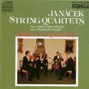 """Janacek String Quartets: No. 1 """"Kreutzer Sonata"""" & No. 2 """"Intimate Pages""""/Smetana Quartet"""