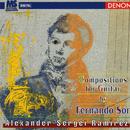 Fernando Sor: Compositions for Guitar/Alexander-Sergei Ramirez
