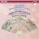 Bach, J.S.: Brandenburg Concertos Nos. 3, 4 & 5/Academy of St. Martin in the Fields, Sir Neville Marriner