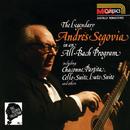 The Segovia Collection Vol. 1: The Legendary Andrés Segovia In An All-Bach Program/Andrés Segovia