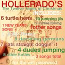 The Twelve Tapes Of Christmas/Hollerado