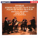 Antonin Dvorak Quintets, Op. 97 & 5/Smetana Quartet