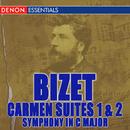 Bizet: Carmen Suites Nos. 1 & 2 & Symphony in C/London Festival Orchestra