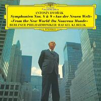 ドヴォルザーク: 交響曲第8番 & 第9番<新世界より>/Berliner Philharmoniker, Rafael Kubelik
