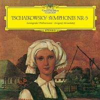 チャイコフスキー:交響曲第5番/Leningrad Philharmonic Orchestra, Yevgeny Mravinsky