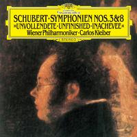 シューベルト: 交響曲第3番・第8番<未完成>/Wiener Philharmoniker, Carlos Kleiber