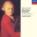 Mozart: The Piano Sonatas/András Schiff
